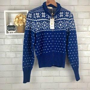 Tory Burch | Wool Cardigan Sweater